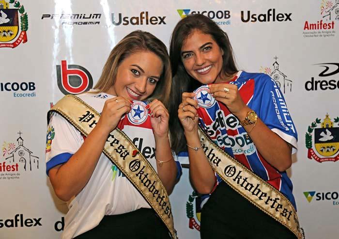 Rainha e Princesa OKtoberfest de Igrejinha 2.jpg - Segunda, dia 19, abrem as inscrições para candidatas a Rainha e Princesas da OKtoberfest de Igrejinha