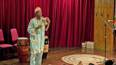Ramon Moser 390x220 - Vivência da cultura africana Yorùbá na Casa de Cultura Mario Quintana
