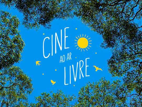 São Paulo recebe primeiro evento Cinema ao Ar Livre - Cinema ao Ar Livre em São paulo dia 19/02