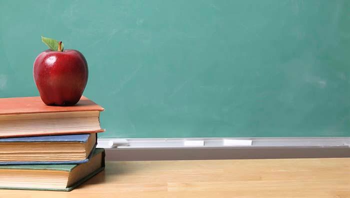 Sala de aula 1 - Passo Fundo:Professores participam de palestra nesta segunda