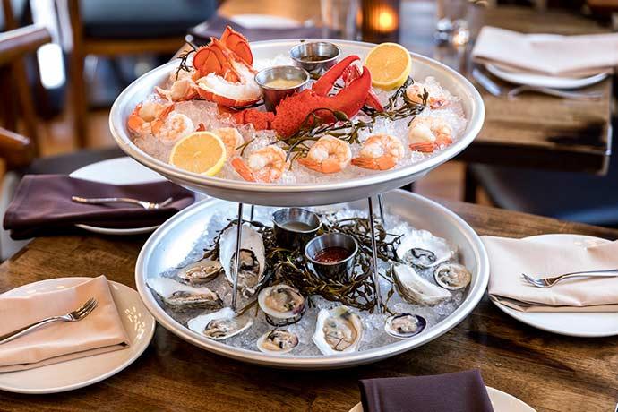 Seafood Tower - Especialista em frutos do mar, Go Fish inaugura em Curitiba dia 6/3
