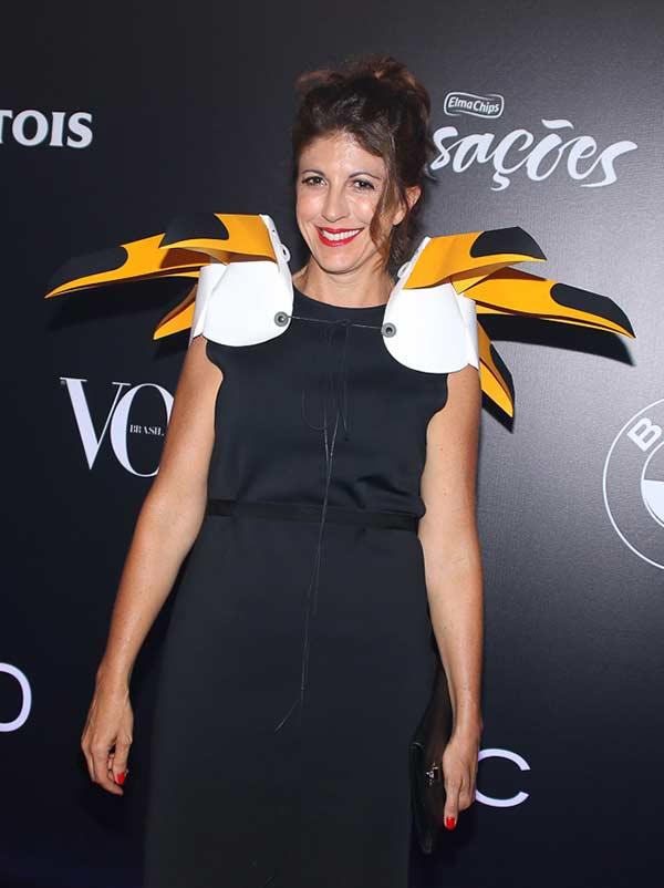 Taíssa Buescu - Fotos Baile da Vogue