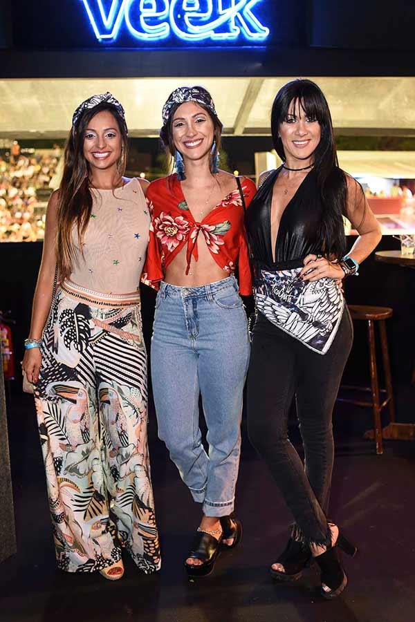 Thalita Brunelli Mariana D' Avila E Danieli Vidotto 0190 - Celebridades no Camarote São Paulo