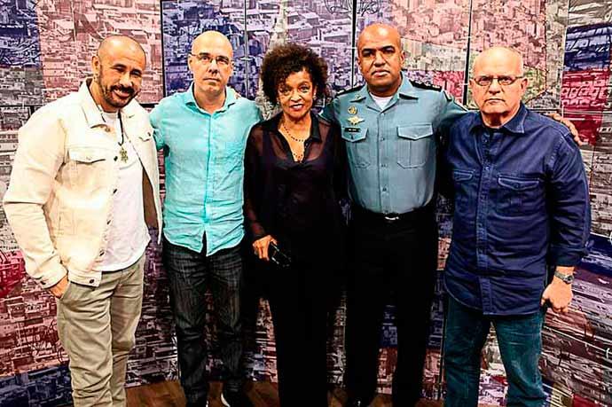 """UPPs canal brasil - O futuro das UPPs é o tema do """"Cidade Partida"""" no Canal Brasil"""