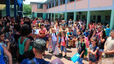 Voltas às aulas EMEF Santa Marta 1 390x220 - Volta às aulas de reencontro e expectativas na Rede Municipal de São Leopoldo