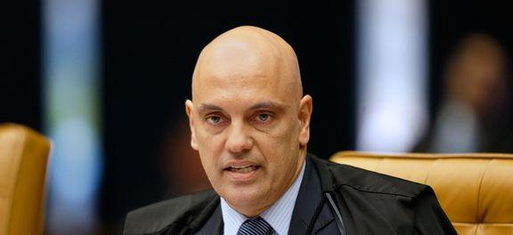 alexandre de moraes - Ministro do STF envia inquérito contra Aécio para primeira instância