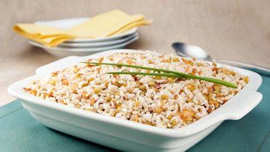 arroz integral organico com lentilhas e cebola 390x220 - ARROZ INTEGRAL ORGÂNICO COM LENTILHAS E CEBOLAS