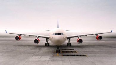 avião 390x220 - Combustível de aviação do Aeroporto de Porto Alegre (RS) é um dos mais caros do país