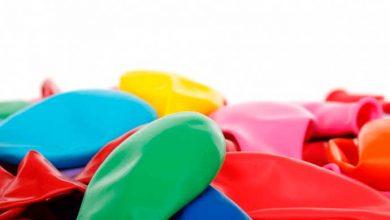 balões 390x220 - Alergia ao látex: sintomas e tratamento