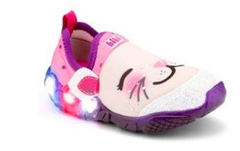 bibi3 348x220 - Bibi investe em calçados lúdicos e com luz para atrair a garotada