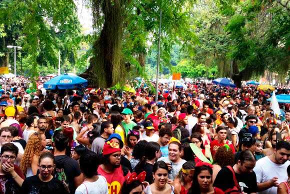 blocos rua rio - Programação dos blocos de Carnaval que saem hoje às ruas do Rio de Janeiro