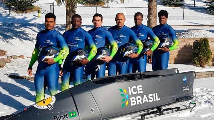 bobsled 4 man - Jogos Olímpicos de Inverno: Brasil estreia em disputa do 4-man no bobsled