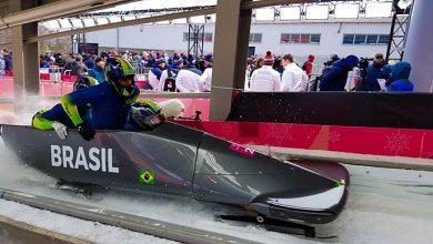 bobsled02 390x220 - Brasil não começa bem a disputa do bobsled 4-man
