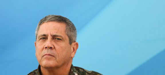 braga neto 1 - General Braga Netto diz que não há previsão de ocupação permanente em favelas