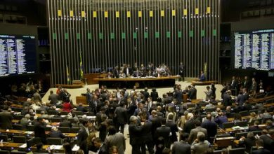 camara 390x220 - Câmara dos Deputados aprova decreto de intervenção no Rio