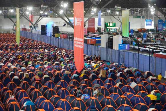 campus party brasil - Cada vez mais decisões são delegadas a máquinas, diz cientista na Campus Party