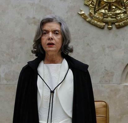 carmen lucia - Cármen Lúcia diz que brasileiro está cansado de ineficiência