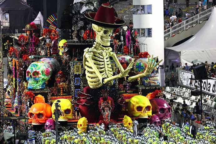 carnaval 2018 unidos de vila maria 10fev 29 1 - Sábado de carnaval reuniu 1,65 milhão de foliões em São Paulo