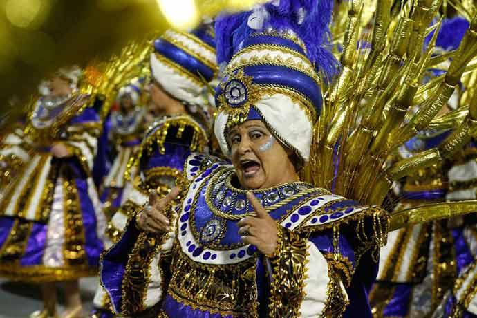carnaval rio 2018 - Definido hoje qual a escola vencedora do carnaval do Rio