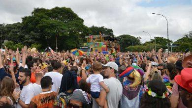 carnaval rua sp 390x220 - Blocos de Alceu Valença e Elba Ramalho reúnem multidão em São Paulo