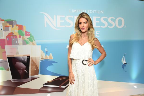 carol magalhaes web  - Giovanna Ewbank no Nespresso Summer House