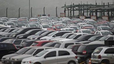 carros patio montadora sao bernargo sp1 marcelo camargo 390x220 - Produção de veículos cresce 24,6% em janeiro em relação a igual período de 2017