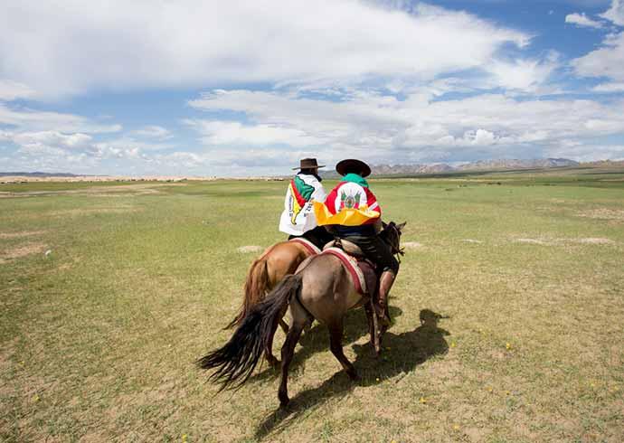 cavaleirosdapaz mongolia creditoeduardorocha - Cavaleiros da Paz promovem cavalgada na Austrália