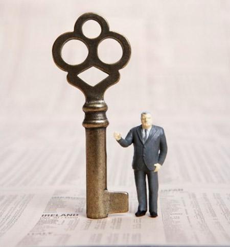 chave - Inconstitucionalidade de lei pode impedir retomada de imóvel por banco