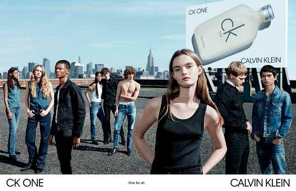 ck one 2018 - Calvin Klein apresenta nova campanha da fragrância CK ONE