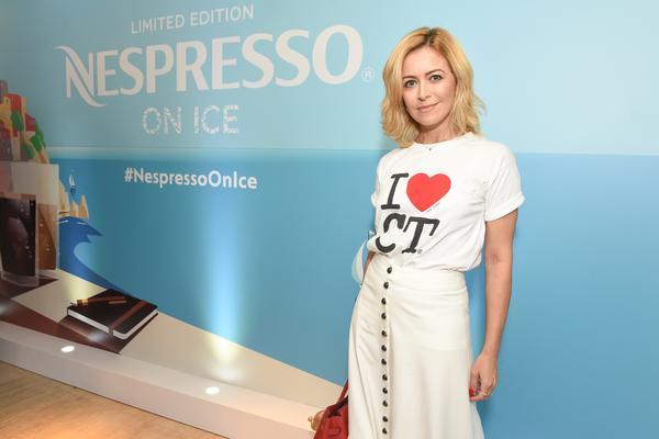 cris tamer2 web  - Giovanna Ewbank no Nespresso Summer House