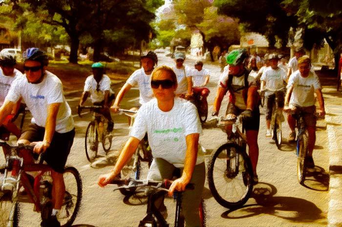 dsc 4285 - Passeio ciclístico Pedal da Vindima em Flores da Cunha
