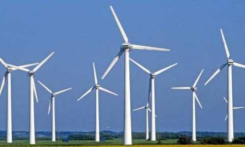 energia eolica - Brasil é o oitavo país do mundo em produção de energia eólica