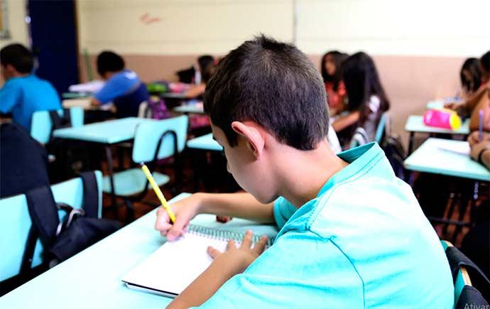 esteio aulas - Alunos do Ensino Fundamental retornam às aulas em Esteio