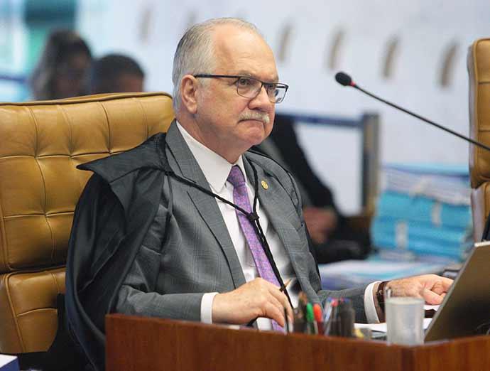 fachin - Fachin envia ao plenário recurso de Lula para evitar prisão após 2ª instância