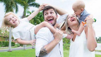 familia 390x220 - Dicas para viajar com a família com melhor custo e benefício