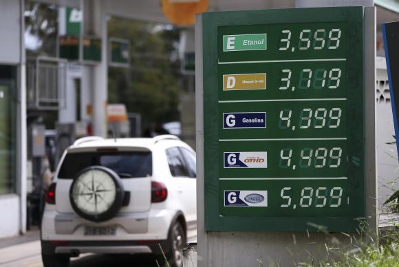 gasolina 0 - ANP aprova regras para transparência de preços dos combustíveis