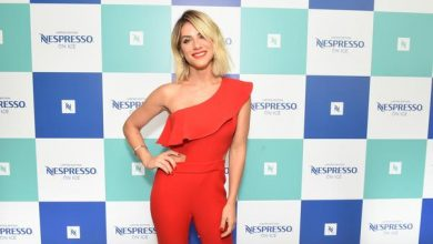 Photo of Giovanna Ewbank no Nespresso Summer House