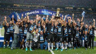 gremio 390x220 - Grêmio bate Independiente nos pênaltis e é bicampeão da Recopa Sul-Americana