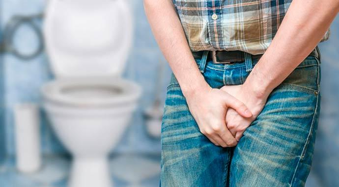 incontinencia - Incontinência urinária por estresse