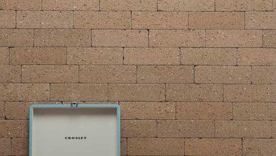 lepri Anticatto granulatto crema 016 390x220 - EXPOREVESTIR 2018: Lepri aposta em Bricks que despertam os sentidos