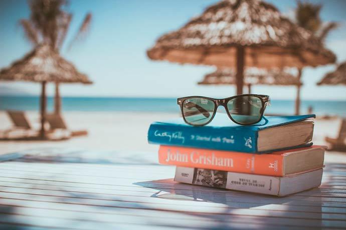 livros ferias - Aproveite o tempo livre do Carnaval para colocar a leitura em dia