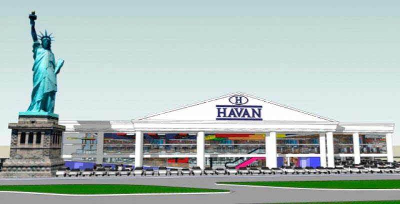 lojas havan - Havan anuncia megaloja em Passo Fundo
