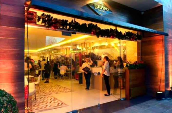 lugano santa maria - Chocolate Lugano inaugura loja em Santa Maria