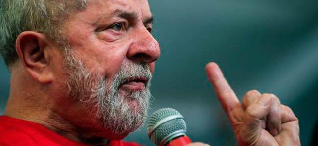 lula 2 - Recurso contra prisão de Lula será julgado quinta-feira pelo STJ