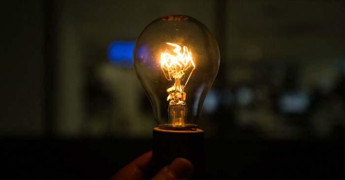 Revista News luz Conta de luz em março permanece sem cobrança de taxa extra