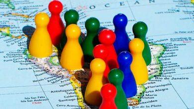 mapa 390x220 - Fundação Getulio Vargas aponta melhora em clima econômico da América Latina