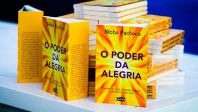 """o poder da alegria 390x220 - Bibba Pacheco lança """"O Poder da Alegria"""" em Santa Catarina"""