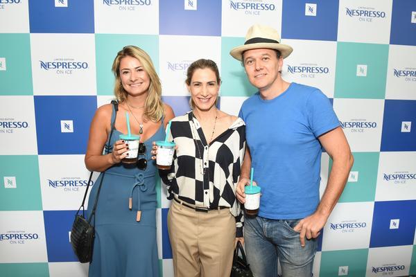 priscila borgonovi virginia cavendish e joao suplicy web  - Giovanna Ewbank no Nespresso Summer House