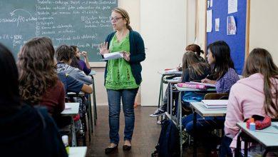 professores sala de aula 390x220 - Escolas de 21 coordenadorias regionais de Educação iniciam ano letivo