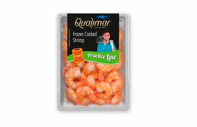 qualimar - Qualimar aposta em embalagens práticas e individuais para exportar mais